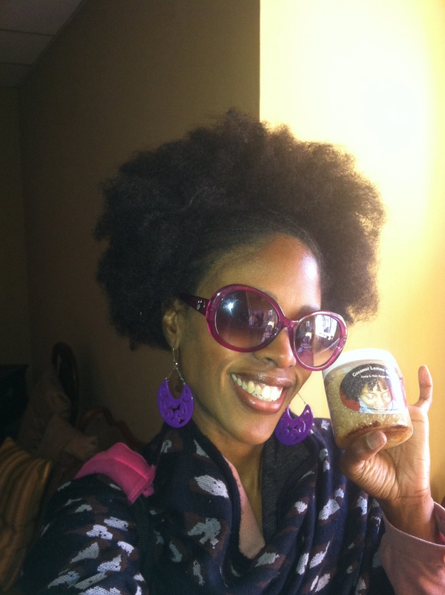 Ahava Felicidad with Felicidad Hair Sugar
