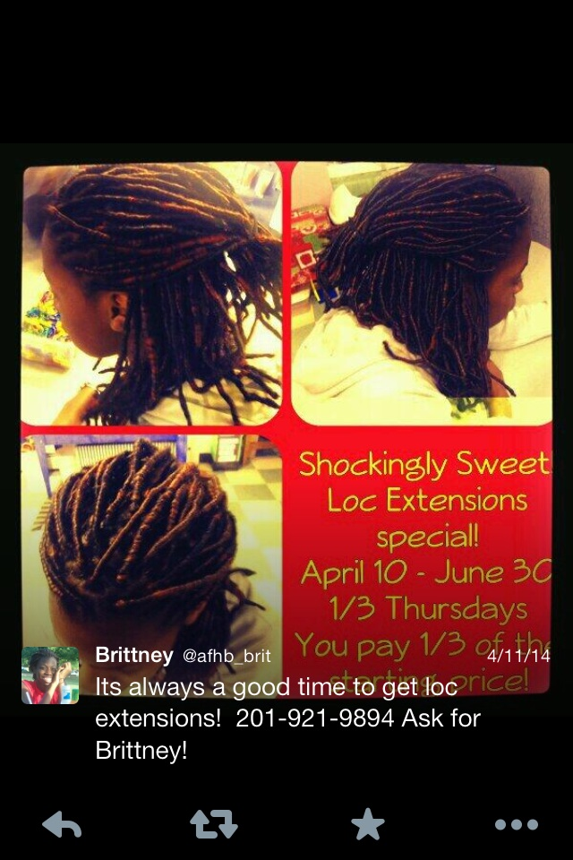 Team Naturiotic -Brittney and Loc Extensions Special