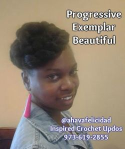 Progressive Exemplar Beautiful